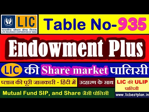 lic new endowment