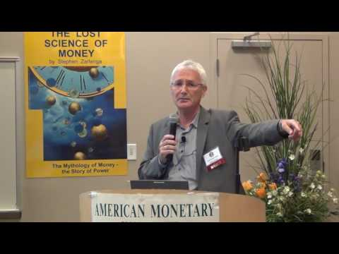 American Monetary Institute Fall Conference 2016 Prof Joseph Huber How The Money System Works