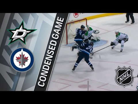 03/18/18 Condensed Game: Stars @ Jets