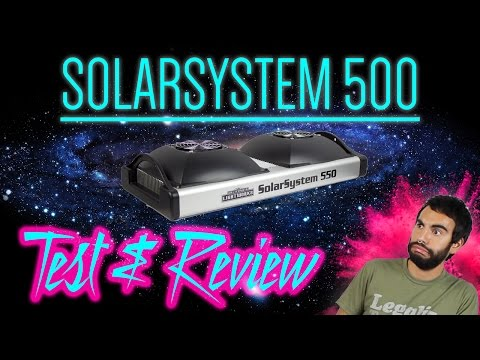 California Light Works Solar System 550 LED Grow Light Unboxing & Review by GrowersHouse.com