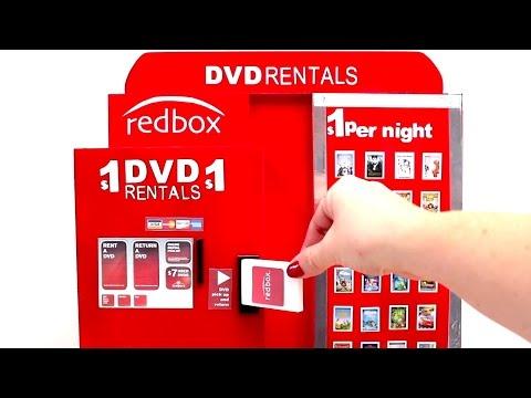 DIY   Redbox