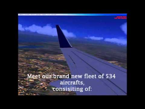 World Travel Airlines Commercial (FSX)