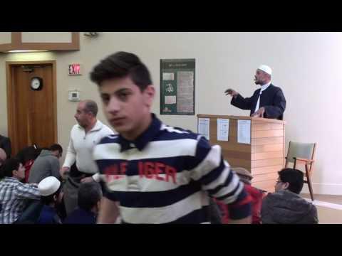 Part II Speeches - Visit Our Mosque @ Al-Salam Centre