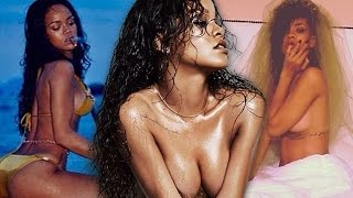 Pic Rihanna exposed naked
