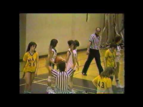 NCCS - MAI JV Girls part two  2-4-85