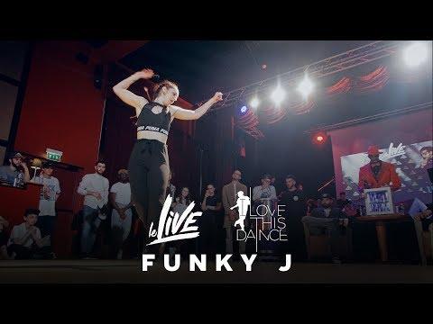 Funky J  at