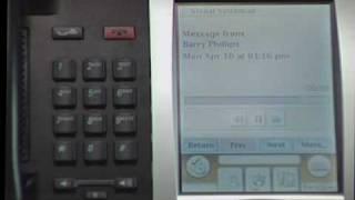 Nortel 2007 Visual Voicemail