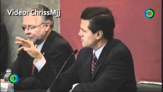 El día que Peña Nieto no pudo citar tres libros en la FIL de Guadalajara