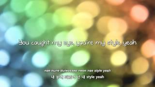 b1a4 beautiful target lyrics eng   rom   han