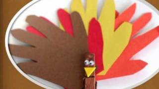 Preschool Thanksgiving Song - If You