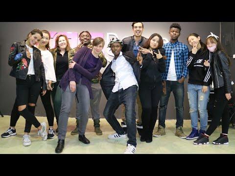 Marshmello ft Bastille-HAPPIER Dance choreography @vodasalano @Marshmello @Stephen Voda Salano