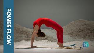 40 Minute Power Flow Yoga