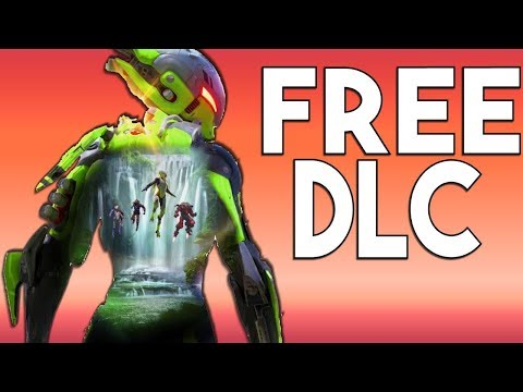Anthem: FREE DLC CONFIRMED...! (WOW...)