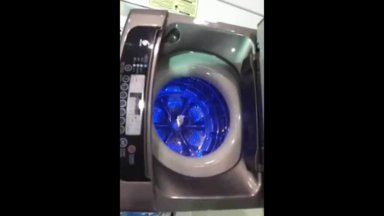lg mini 6 motion d d washing machine in mumbai youtube. Black Bedroom Furniture Sets. Home Design Ideas