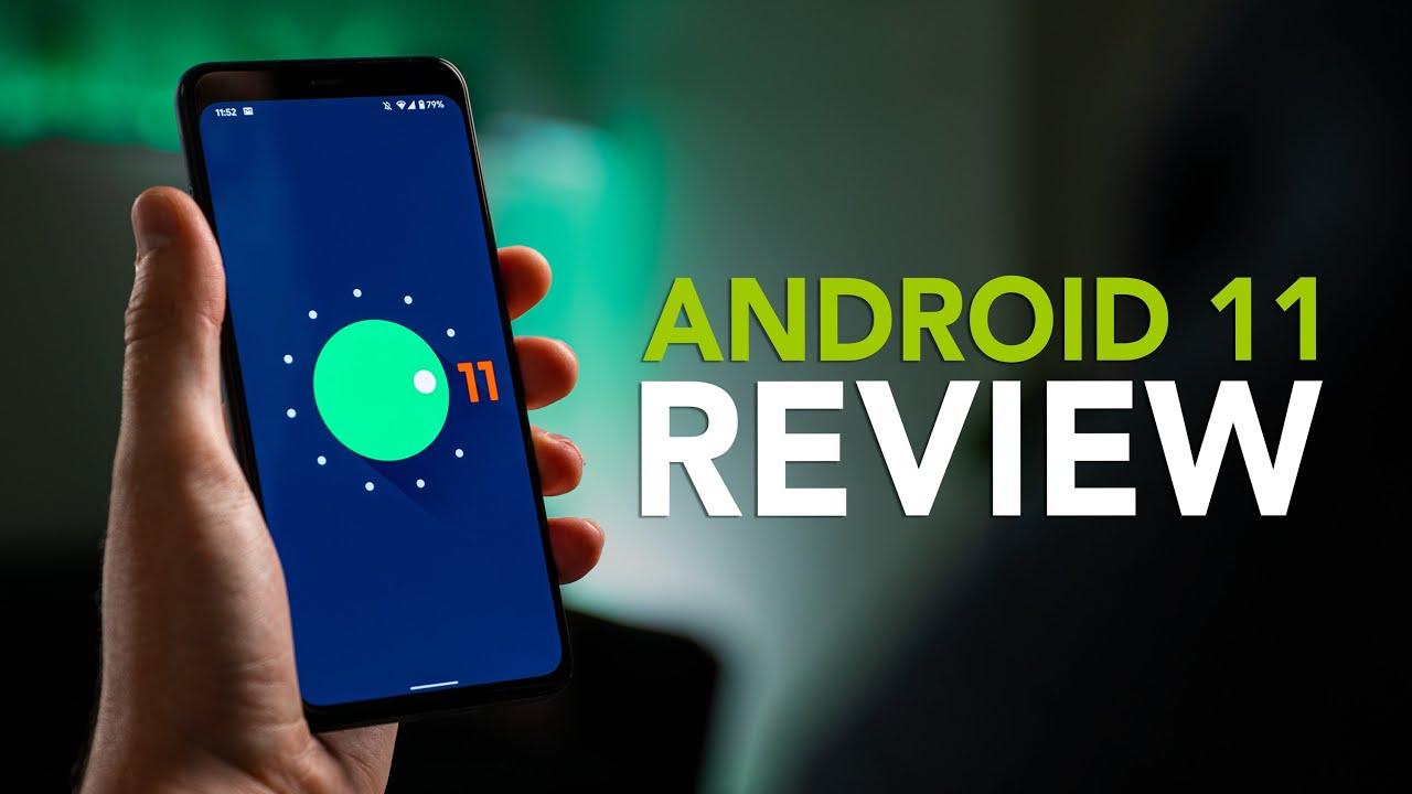 Android 11 review: dit zijn de 6 beste nieuwe features