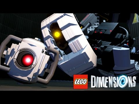 GLaDos - You Wouldn't Know (New Portal Song) Lego Dimensions