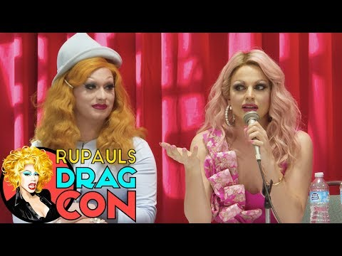 ACLU with Jinkx Monsoon, Courtney Act, and more! RuPaul's DragCon 2017