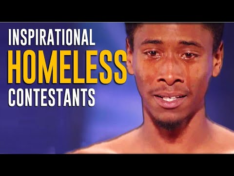 6 Homeless Contestants
