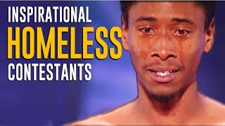 6 Homeless Contestants That Inspired The World With Their Au...