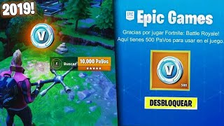 *New bug* to get thousands of *Pavos* free season 9 fortnite