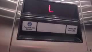 Dover and TK hydraulic elevators @ Childrens Dallas Bright Building -Dallas TX