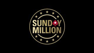 $215 Sunday Million 11 February 2018: Final Table Replay (Cards-Up) - PokerStars