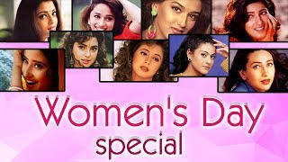 Women's Day Special - Bollywood Queens - Popular Hindi Songs