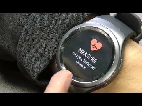 Samsung Gear S2 Sport и Classic - новые умные часы на IFA 2015