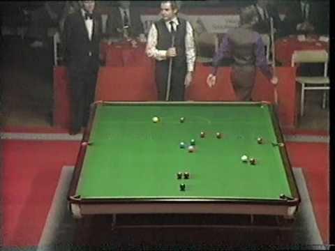 Embassy World Snooker Final 1976