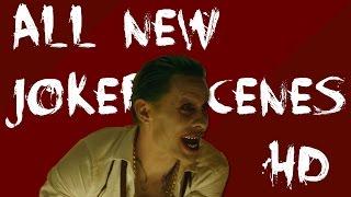All New Joker Scenes HD Suicide Squad 2016 #3