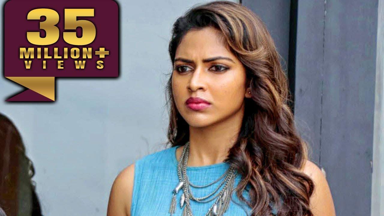 Mawali Raaj (Bhaskar Oru Rascal) - Amala Paul Blockbuster Comedy Hindi Dubbed Movie l Arvind Swamy