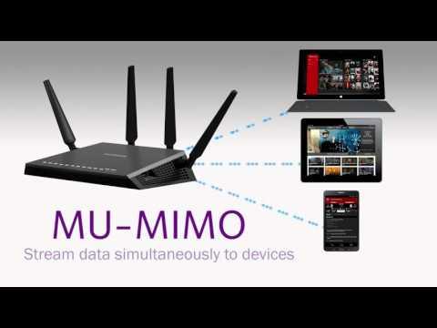 .新手機 Wi-Fi 上網龜速? MU-MIMO 路由器釋放你的速度