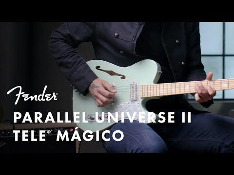 Exploring the Parallel Universe Vol II Tele Mágico | Parallel Universe | Fender