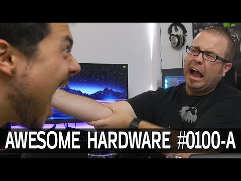 Awesome Hardware #0100-A: One Hundred Episodes of Debauchery