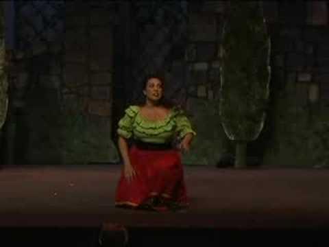 """Virginia Herrera, """"Stridono lassu"""", Pagliacci  New Jersey Verismo Opera, Conductor  Anthony Morss, Director Evelyn La Quaif"""