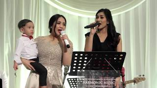 Nagita Slavina & Nisya Ahmad - We Could Be In Love ( Cover ) - Harmonic Music Bandung
