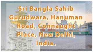 Bangla Sahib, Gurudwara, NewDelhi, Delhi, India, Tourism, Tourist
