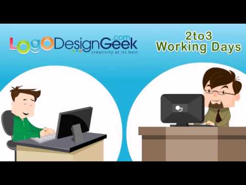 Custom Logo Design Services By Logo Design Geek For Companies In USA And Canada