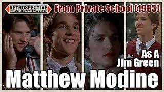 Скачать Matthew Modine As A Jim Green From Private School 1983
