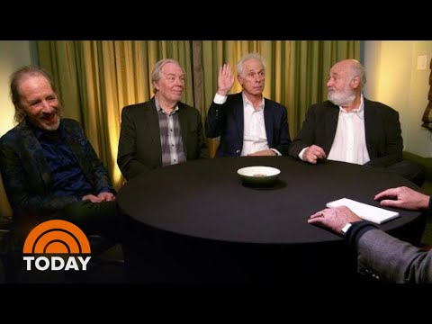 Watch The 'This Is Spinal Tap' Cast's Extended Interview With Harry Smith | TODAY