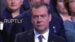 Russia  Should give up illusions of sanctions being lifted soon   Medvedev