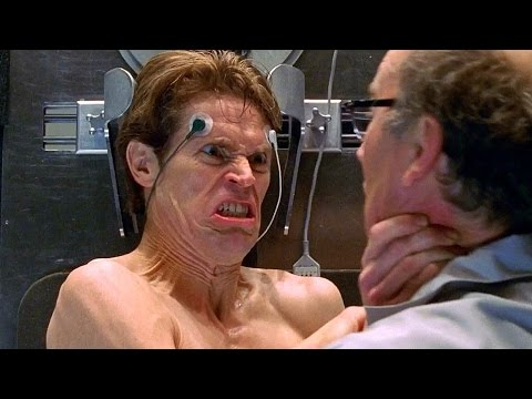 Green Goblin Transformation Scene - Spider-Man (2002) Movie CLIP HD