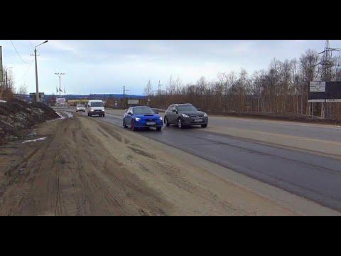 Subaru Impreza WRX STI против Инфинити EX. Посылка.