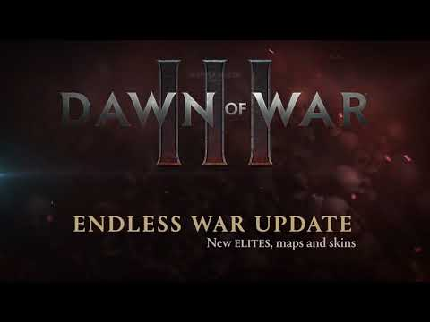 New Dawn of War 3 update, the developers still DON'T get it...