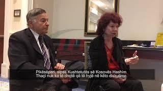 Joe Dioguardi: Jo shkëmbim territoresh pa njohjen e Kosovës nga Serbia