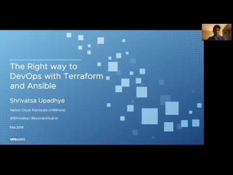 DevOps the Right Way with Terraform & Ansible