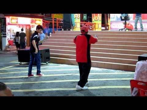 Karaoke in Malacca