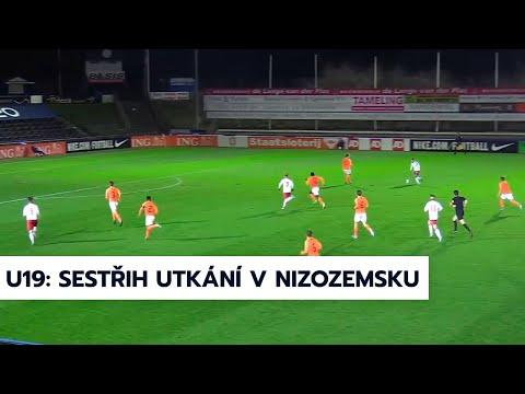 Sestřih | Nizozemsko U19 - ČR U19 3:3 (14. 11. 2019)