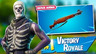 Fortnite-NEW WEAPON - NOUVEAU IMPORTANT UPDATE TOMORROW!! NEW EVENT - NOUVEAU SKINS!!