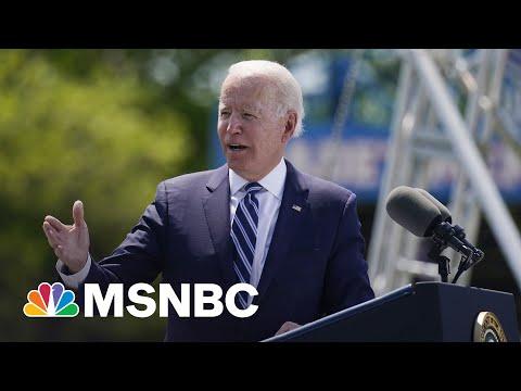 Biden Praises Coast Guard For Their Response During Pandemic